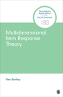 Multidimensional Item Response Theory (Quantitative Applications in the Social Sciences #183) Cover Image
