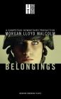 Belongings (Oberon Modern Plays) Cover Image
