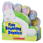 Five Bouncing Bunnies Cover Image