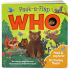 Who (Peek a Flap) Cover Image