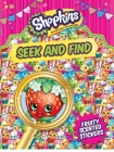 Shopkins Seek and Find Cover Image