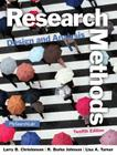 Research Methods, Design, and Analysis Cover Image
