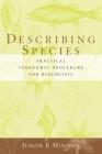 Describing Species: Practical Taxonomic Procedure for Biologists Cover Image