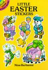 Little Easter Stickers (Dover Little Activity Books) Cover Image