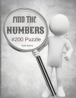 Find the Numbers: Find the numbers Big puzzle book Numbers search activity book Cover Image