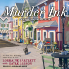 Murder Ink (Victoria Square Mystery #6) Cover Image