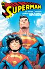 Superman by Peter J. Tomasi & Patrick Gleason Omnibus Cover Image