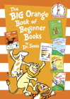 The Big Orange Book of Beginner Books (Beginner Books(R)) Cover Image