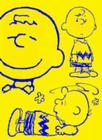 Charlie Brown Blank Journal Cover Image