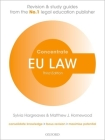 EU Law Concentrate Cover Image