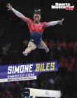 Simone Biles: Gymnastics Legend Cover Image