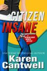 Citizen Insane: A Barbara Marr Murder Mystery Cover Image