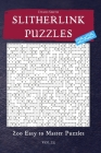 Slitherlink Puzzles - 200 Easy to Master Puzzles 25x25 vol.24 Cover Image