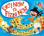 Every Night Is Pizza Night Cover Image