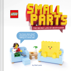 LEGO Small Parts: The Secret Life of Minifigures Cover Image