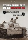 Sturmartillerie de la Waffen-SS, Volume 1: Leibstandarte Et Das Reich Cover Image