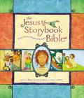 The Jesus Storybook Bible: Every Story Whispers His Name Cover Image