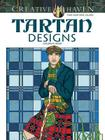 Tartan Designs Coloring Book (Creative Haven Coloring Books) Cover Image