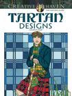 Tartan Designs Coloring Book (Creative Haven Coloring Books) Cover Image