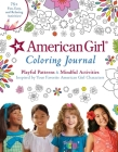 American Girl: Mindful Coloring and Activities Cover Image