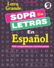 SOPA De LETRAS En Español; Vol. 2 Cover Image