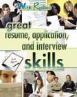 Great Resume, Application, and Interview Skills (Work Readiness) Cover Image
