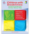 Children with Disabilities: Reading and Writing the Four-Blocks(r) Way, Grades 1 - 3 (Four-Blocks Literacy Model) Cover Image