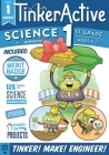 TinkerActive Workbooks: 1st Grade Science Cover Image