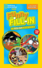 National Geographic Kids Funny Fill-In: My Far-Out Adventures: Outer Space, Super Spies, On Safari (NG Kids Funny Fill In) Cover Image