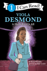 Viola Desmond: A Hero for Us All: I Can Read Level 1 Cover Image