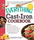 The Everything Cast-Iron Cookbook Cover Image