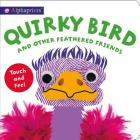 Alphaprints: Quirky Bird and Other Feathered Friends Cover Image