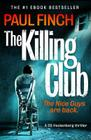 The Killing Club (Detective Mark Heckenburg, Book 3) Cover Image