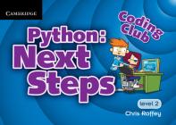 Coding Club Python: Next Steps Level 2 Cover Image