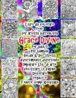 Libro da colorare fiori per artista surrealista Grace Divine Per adulti Per bambini Relax & De- stress divertimento divertente Imparare Stili di arte Cover Image