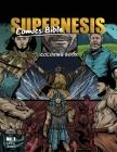 Supernesis Comics Bible: Coloring Book Cover Image