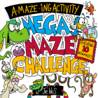A-Maze-Ing Activity: Mega Maze Challenge Cover Image