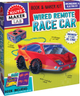 Wired Remote Race Car Cover Image
