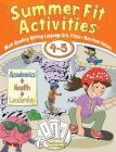 Summer Fit Activities, Fourth - Fifth Grade Cover Image