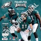 Philadelphia Eagles 2019 12x12 Team Wall Calendar Cover Image