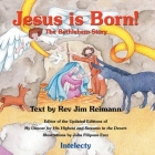 Jesus Is Born - The Bethlehem Story: Bible Books For Kids - Intelecty Cover Image