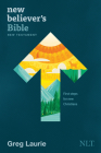 New Believer's Bible New Testament NLT (Softcover): First Steps for New Christians Cover Image