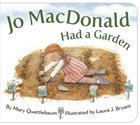 Jo MacDonald Had a Garden Cover Image