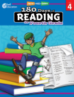 180 Days of Reading for Fourth Grade: Practice, Assess, Diagnose (180 Days of Practice) Cover Image