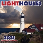 Lighthouses 2021 Mini Wall Calendar Cover Image