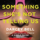 Something She's Not Telling Us Cover Image