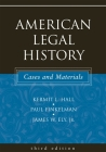 American Legal History: Cases and Materials Cover Image