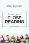 Techniques of Close Reading Cover Image
