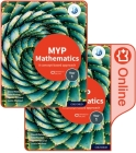 MYP Mathematics 1: Print and Online Course Book Pack [With Online Access] Cover Image
