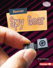 Secret Spy Gear Cover Image